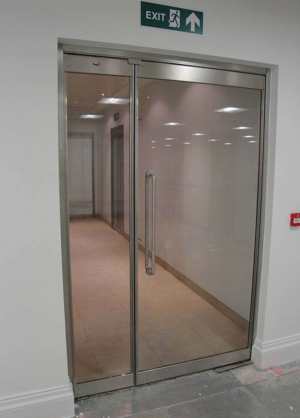 Fire rated glass glasstec systems - What is a fire rated door ...
