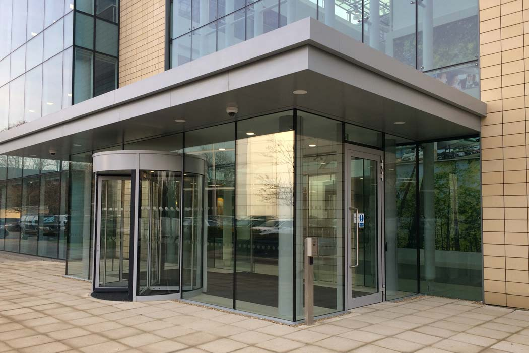 Structural Glazing Glasstec Systems