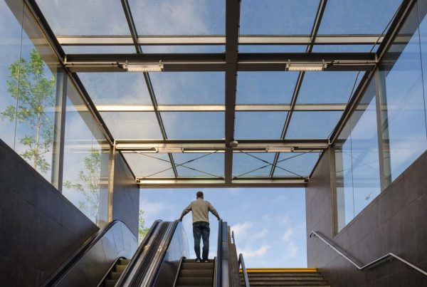 Bespoke structural glazing