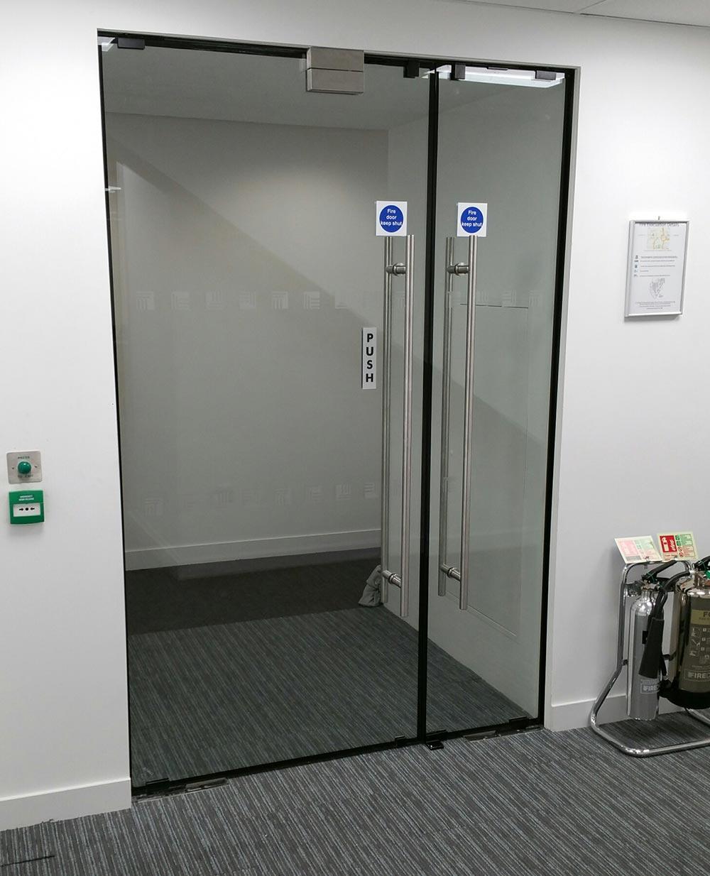 Lunax fire doors